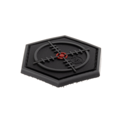 patch hexagonal velcro sniper scope mire