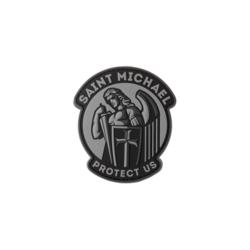 patch pvc saint michael protect us swat 27880