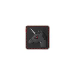 patch pvc licorne en colere 27849