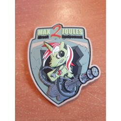 patch max2joules licorne m134