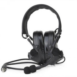 casque comtac II headset noir z tactical z041