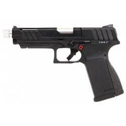 PA GTP9 noir metal gbb g&g canon chrome