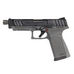 PA GTP9 gris grey et noir metal gbb g&g canon chrome