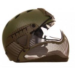 casque anti buee WARQ OD serie speciale RAPTOR