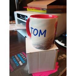 mug couleur photo personnalisé