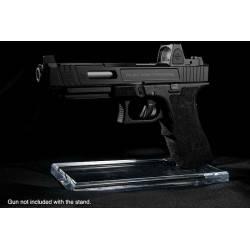 presentoire gk tactical acrylic pistolet