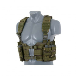 gilet chest harness multicam tropic 8field