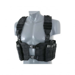 gilet chest harness noir 8field
