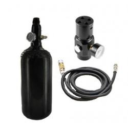 kit passage HPA bouteille regulateur et flexible