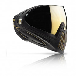 masque dye thermal I4 noir et or black / gold