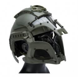 casque medieval iron warrior OD