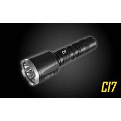 lampe nitecore C17 chameleon serie 2500 lumens + infrarouge
