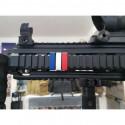 lot cache rail bleu blanc rouge drapeau fance 80081 element france