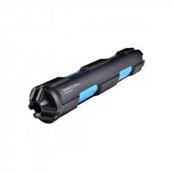 silencieux g&g GOMS MK6 ccw noir et bleu g-01-057