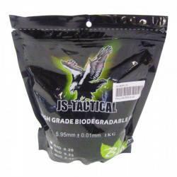 sac billes bio qualité 0.25g 1kg JS-tactical