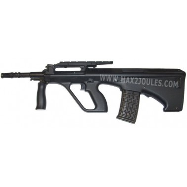 SLV AUG A2 noir version courte 16321