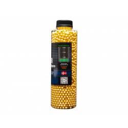 bouteille Q-blaster 3300 bb's 0.12g jaune ASG 19398