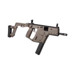 kriss vector dark earth TAN krytac