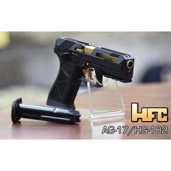 HFC  AG-17 gbb noir canon or hg-182 + mallette