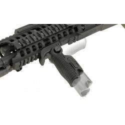poignee RIS repliable et extensible noire AB163  FMA