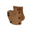holster Adapt-X level 2 tan cybergun   603813