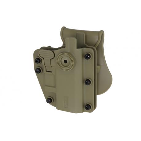 holster Adapt-X level 2 OD cybergun  603812