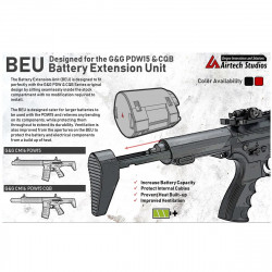 BEU extension crosse g&g PDW15 PDW serie