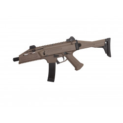 CZ SCORPION EVO 3 A1 FDE Dark Earth ASG 19579