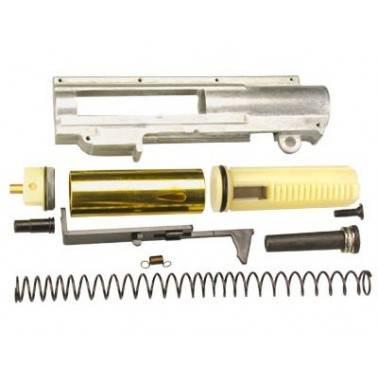 Gear box up pour ICS M16 M4 serie M-47