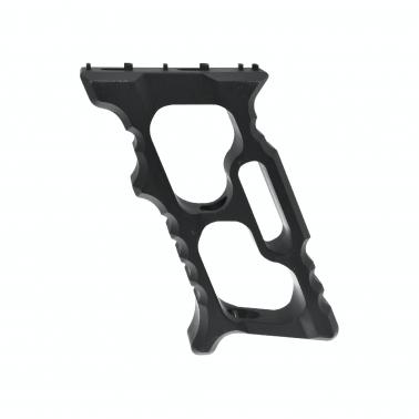 poignee compact design m-lok et keymod  noire jjairsoft