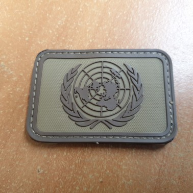 patch pvc TAN nations unies