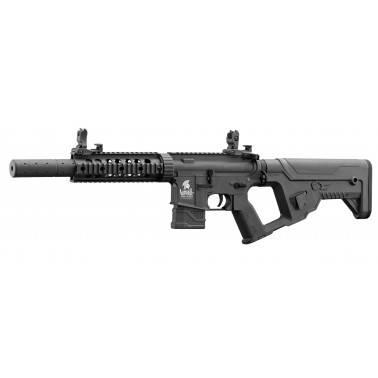 pack AEG LT-15 gen2 ALPHA stock noir lancer tactical