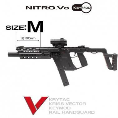 garde main kriss vector size:M laylax nitro.vo keymod