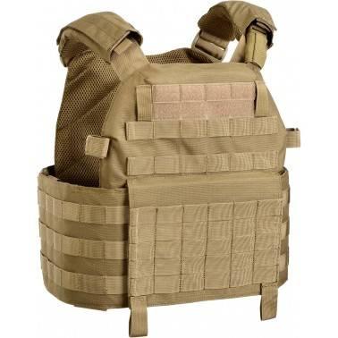 GILET veste carrier 1000D tan defcon5 gamme OT