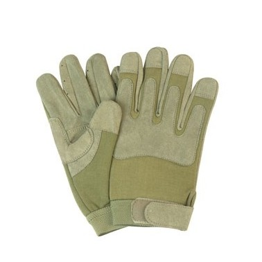 Gant militaire olive t.M
