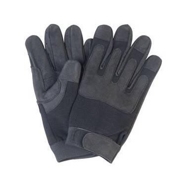 Gant militaire noir t.M
