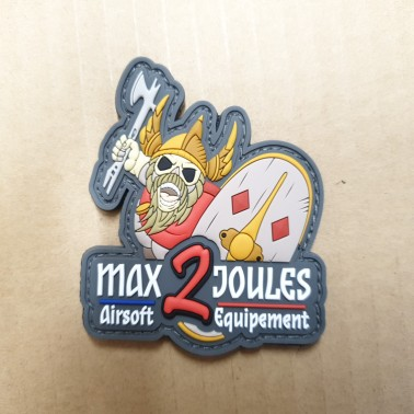 patch max2joules gaulois viking