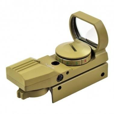 red dot tan 15x35 JS-tactical