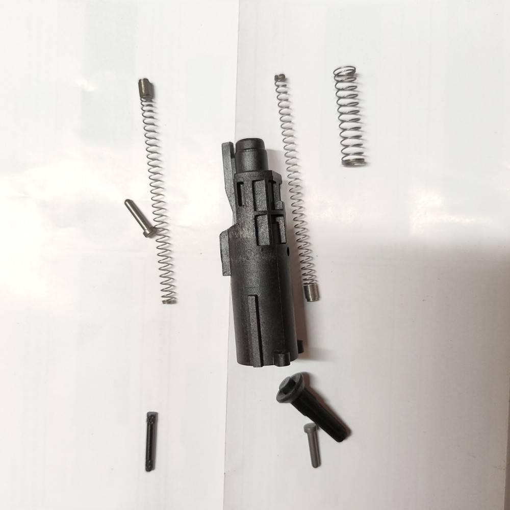kit piston et nozzle downgrade 1 joule pour glock KWC 283163