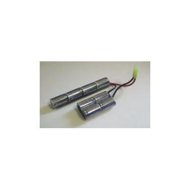 Batterie 9.6v 1600mah pr sig 556 shorty 603354