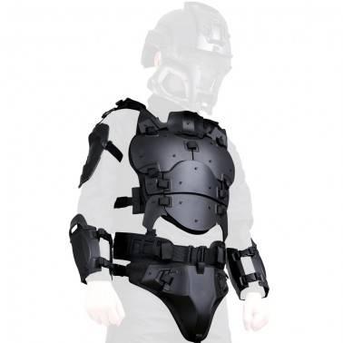 armure iron warrior noir S&T