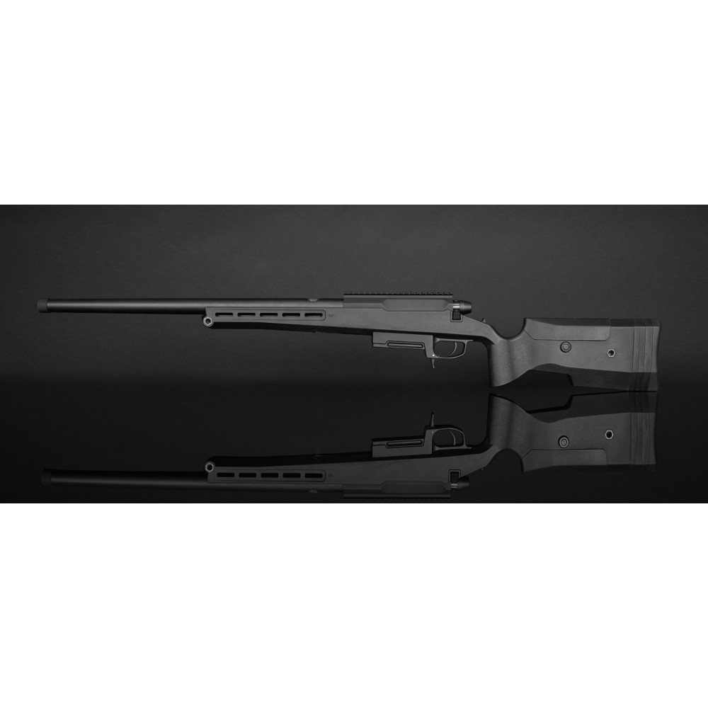 SNIPER TAC-41P noir silverback