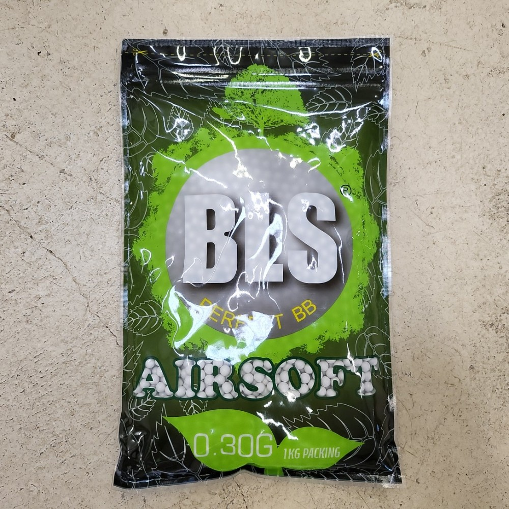 sac 1kg 3333bb's 0.30g bio BLS perfect