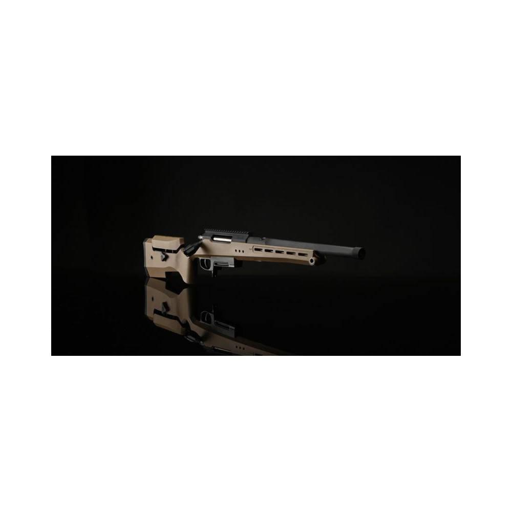 canon triangulaire 330mm pour TAC-41P SILVERBACK