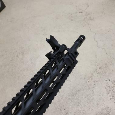 pack M4 COLT AIRLINE mod B metal + housse imprimée + batterie 9.6v + chargeur