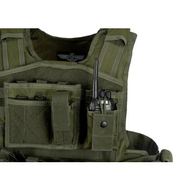 Gilet tactique MOD Carrier Combo OD invader gear