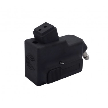 adaptateur HPA chargeur M4 pour AAP01 serie Glock g17 g18 g19
