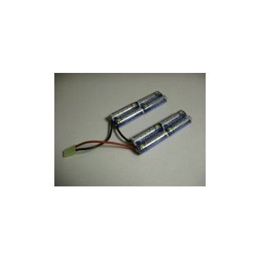 batterie mini 2 partie intellect 9.6v 2000mah 603235