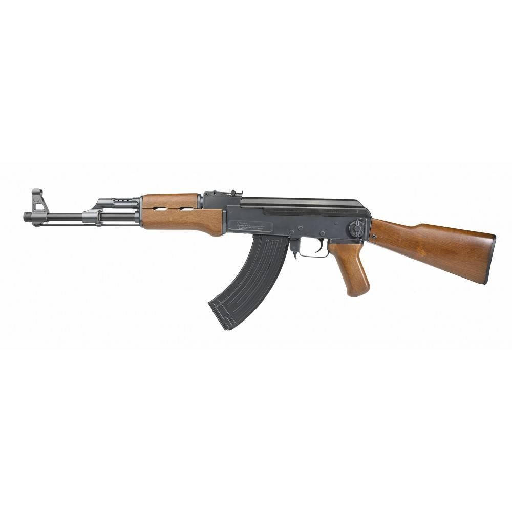 AK47 Kalashnikov crosse pleine  120903