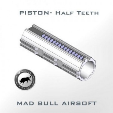 Piston demi dent 7 dents metals 15699